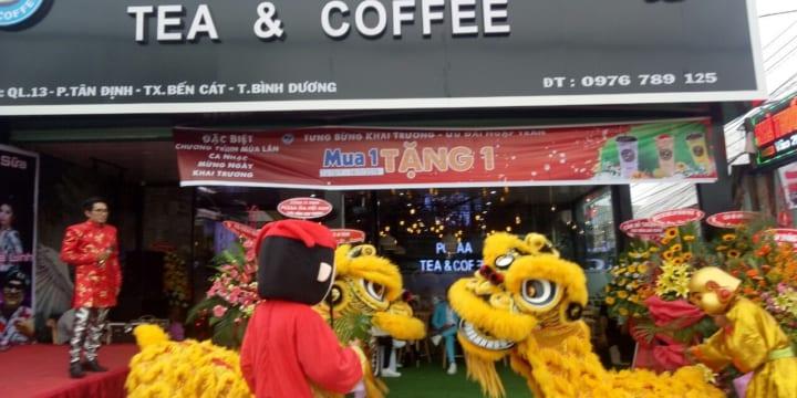 Dịch vụ múa lân sư rồng giá rẻ tại Ninh Thuận