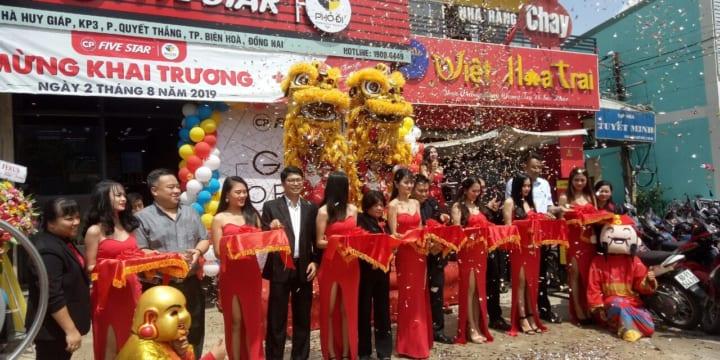 Múa lân I Cho thuê đội lân giá rẻ tại Khánh Hòa