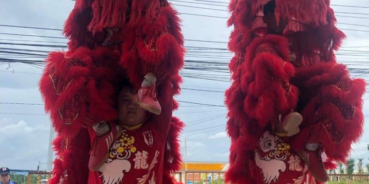 Dịch vụ múa lân khai trương giá rẻ tại Hà Nam