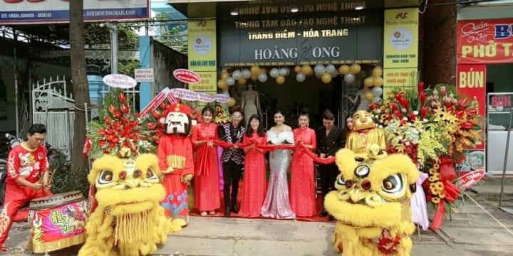 Dịch vụ múa rồng khai trương giá rẻ tại Bình Định